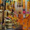 A mixture of Chinese and Thai traditions at Wat Phanan Choeng in Ayutthaya
