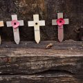 Memorial at Hellfire Pass to remember the allied soldiers during World War II